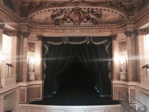 Stanisławowski theatre scene