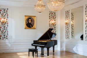 Piano in Fryderyk Concert Hall