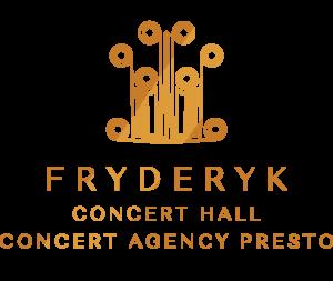 Fryderyk Concert Hall Golden Logo